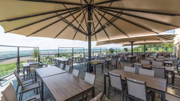 BAHAMA GROSS Schirm für die Gastronomie